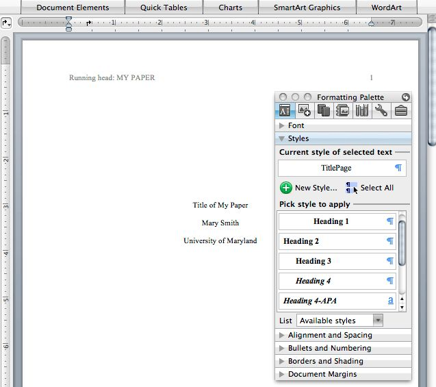 APA Formatting Software For Mac | Reference Point Software