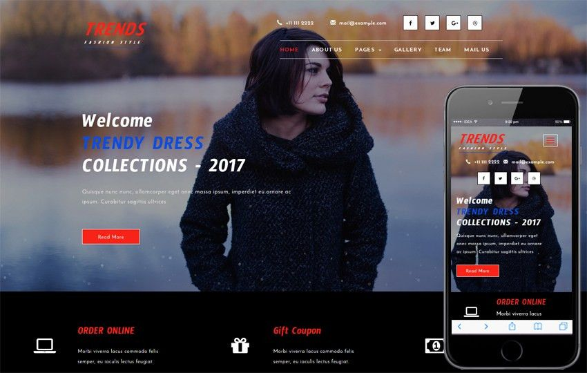 Fashion - w3layouts.com