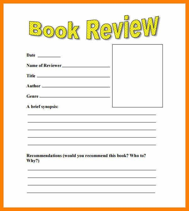 4+ book review examples | absence notes