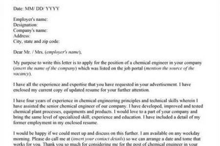 Chemical Engineering Resume For Internship Resume, Chemical ...