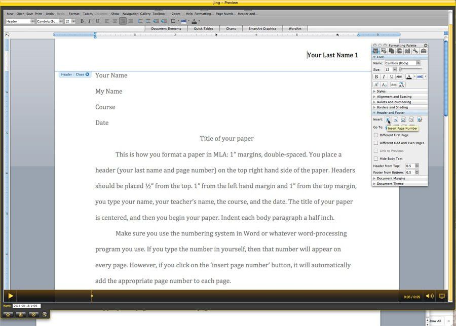 how to put a written essay into mla format. how do you write an ...
