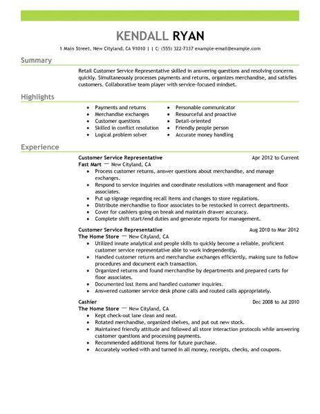 Interesting Idea Resume For Customer Service 7 Resume Sample Sales ...