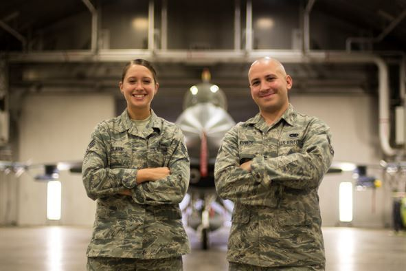 Blood ties: Misawa siblings serve side-by-side > Misawa Air Base ...