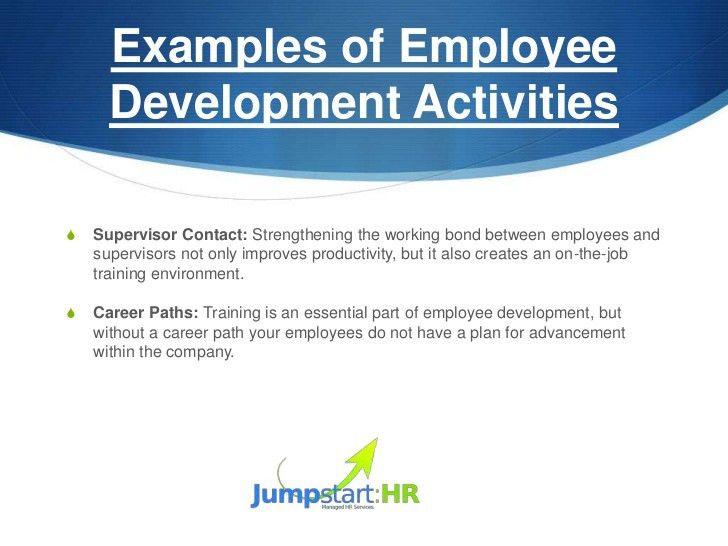 How to Develop an Employee Development Plan