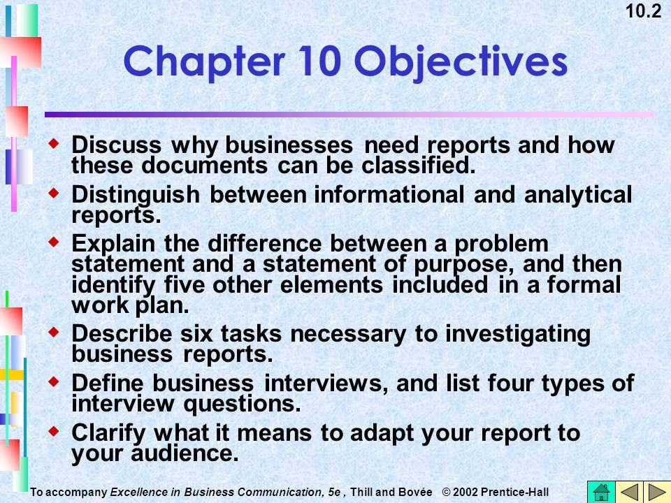 Writing Business Reports and Proposals - ppt video online download