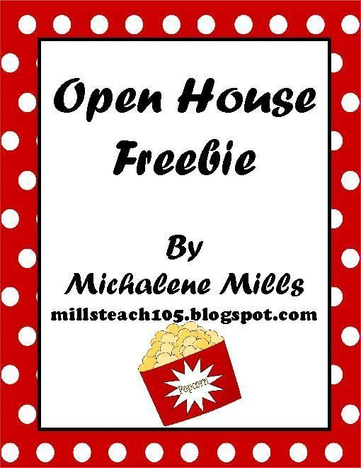 16 best Preschool - open house images on Pinterest | Meet the ...