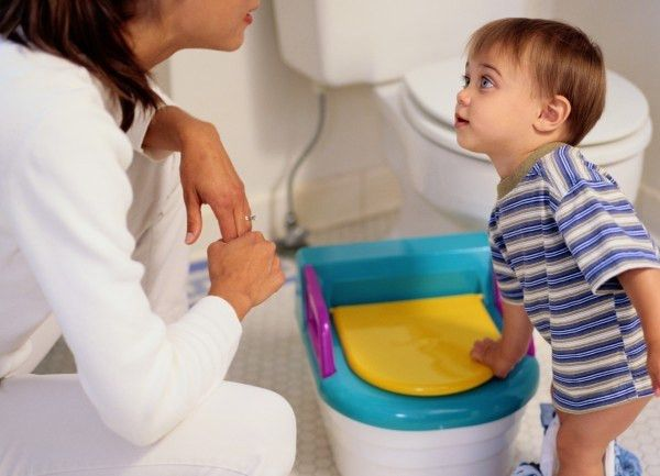 Help! My 3-year old won't potty-train? | The Children's clinic