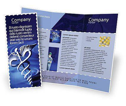 9 Best Images of Medical Distributor Brochure Templates - Medical ...