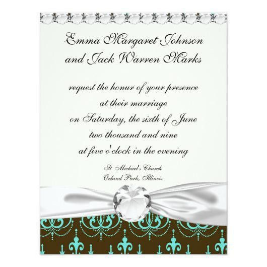 Vintage Rose Forever in Our Hearts Funeral Invite | Invitations 4 U