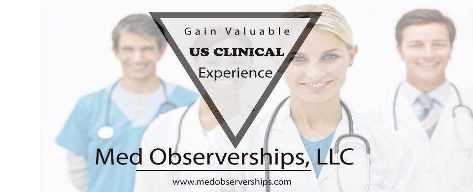 Medical - Clinical Observership, Externship, & Clerkship USA