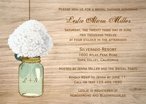 25+ Bridal Shower Invitations Templates | PSD Invitations | Free ...
