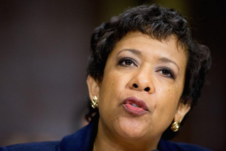 "Attorney General Lynch to ""Fully"" Accept Emailgate Recommendations ..."