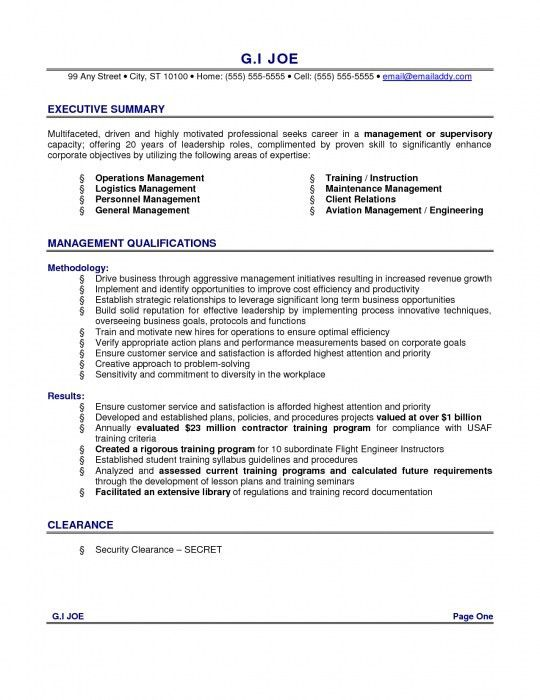 Sample Executive Reports. Marketing Plan Executive Summary ...