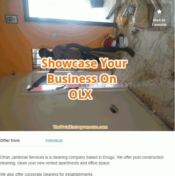 How to Use OLX to Showcase Your Business and Get Leads - The Total ...