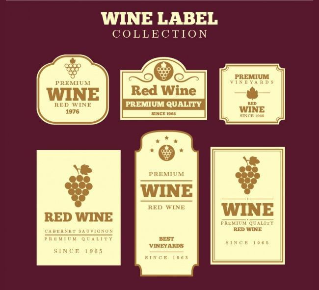 53+ Label Design Templates | Design Trends - Premium PSD, Vector ...