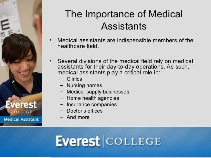 What Does a Medical Assistant Need to Know? Part 2
