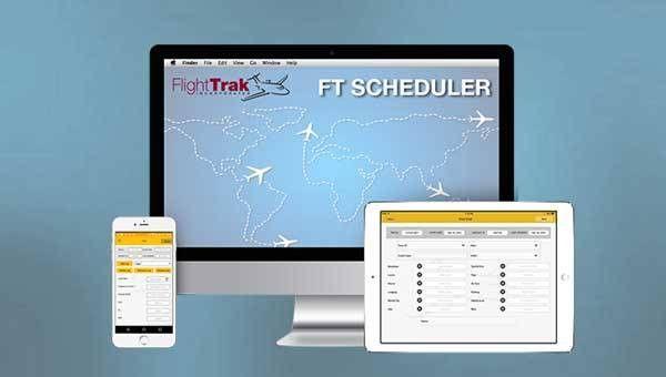 Aviation Scheduling Software - Flight Calendar - Appt. Integration ...