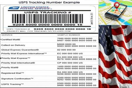 How Many Digits in USPS Tracking Number 2018 - TRACKING NUMBER 2017