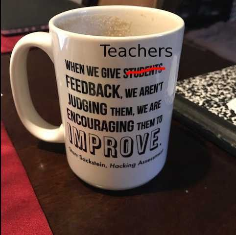 Be a Talent Coach, Not an Evaluator - Work in Progress - Education ...