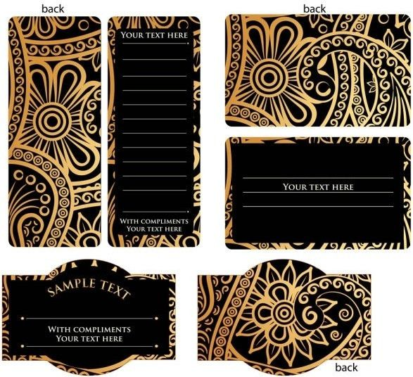 Invitation card free vector download (12,648 Free vector) for ...