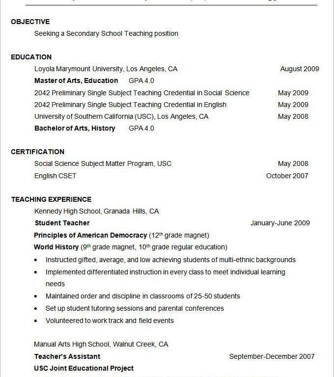 usc resume template usc resume format resume format beverly b