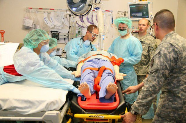 Tripler receives low-level trauma, strives for excellence in care ...