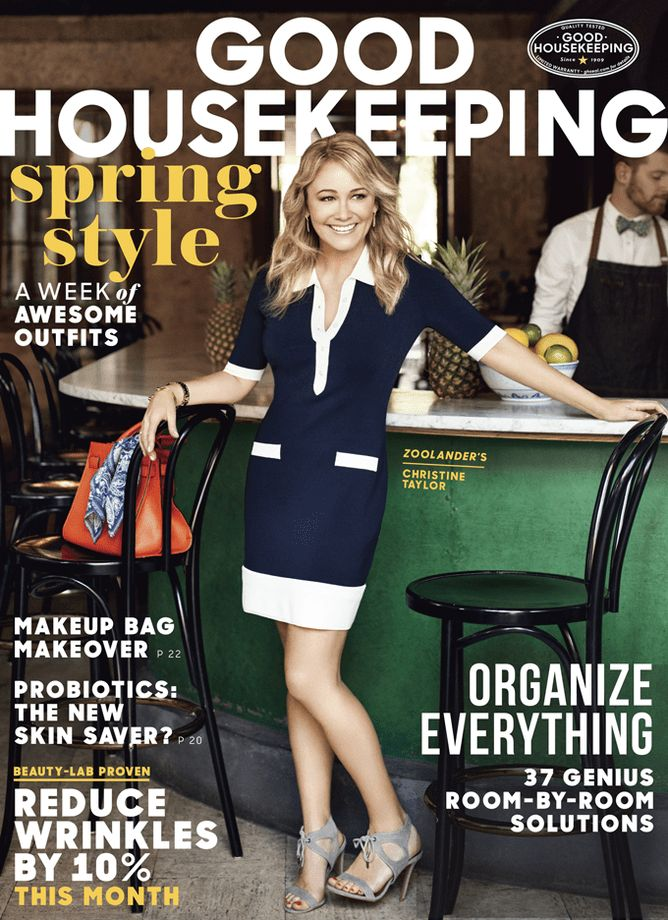 GOOD HOUSEKEEPING | CHRISTINE TAYLOR | LE BOOK