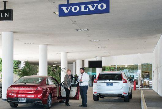 Galpin Volvo Service Van Nuys, San Fernando Valley Near Los Angeles CA