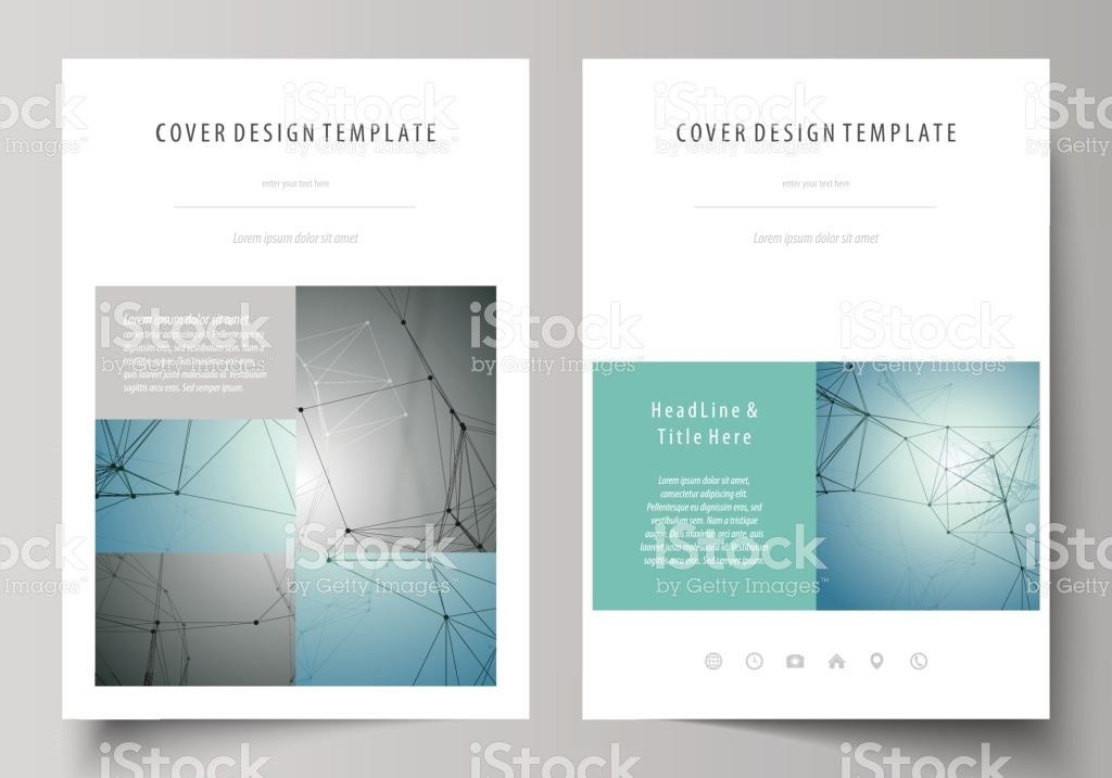 Business Templates For Brochure Magazine Flyer Booklet Report ...