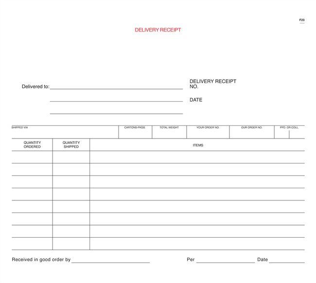 DrawingBoard® Printing | Shipping & Receiving Forms | DrawingBoard ...
