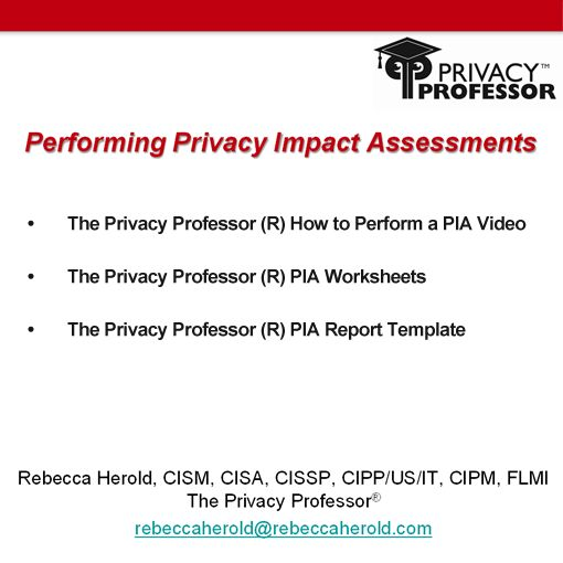 Privacy Impact Assessment Toolkit » hipaaprivacy.org