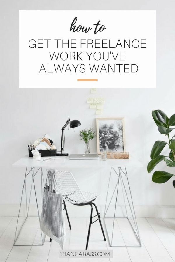 How to Get the Freelance Work You've Always Wanted | Advertising ...