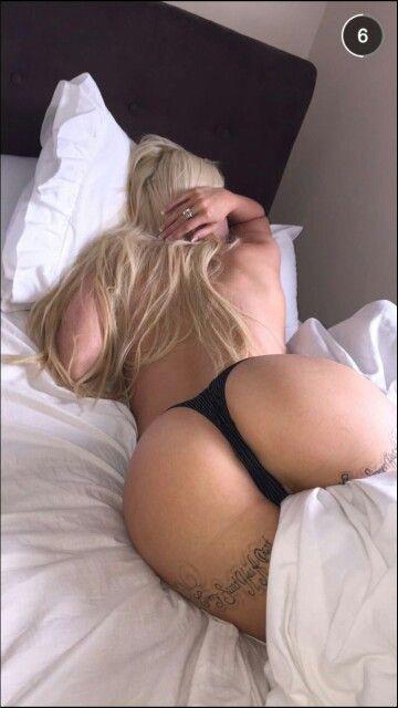 Blonde Ass Bending Over 69