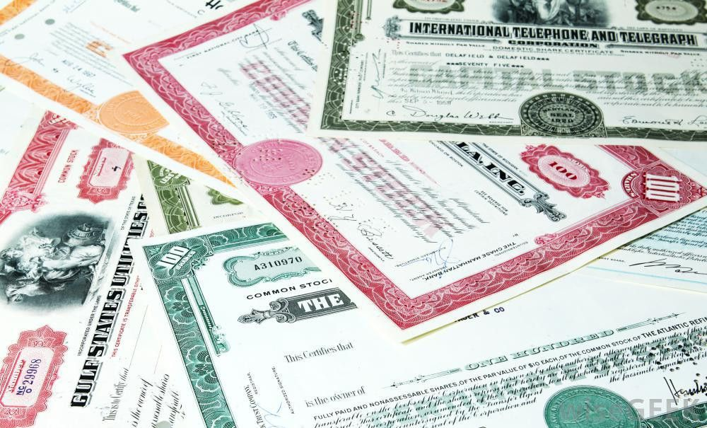 How do I Buy Stock Certificates? (with pictures)
