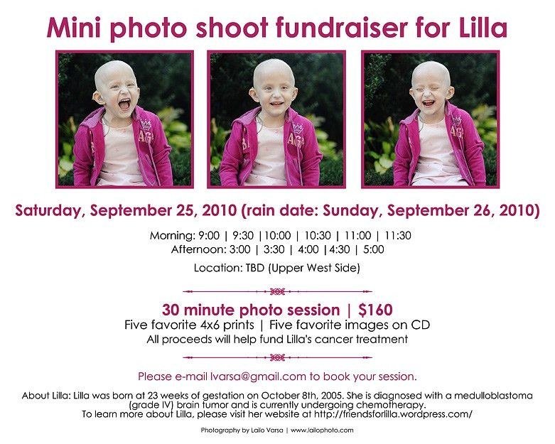 7 Best Images of Cancer Patient Fundraiser Flyer Template - Cancer ...