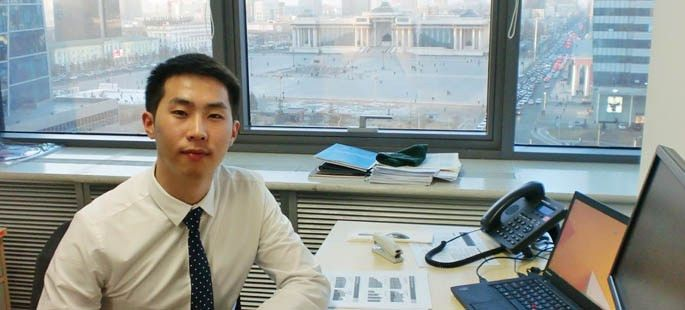 M.B.A. Alumnus Lands Market Analyst Position at One of the Leading ...