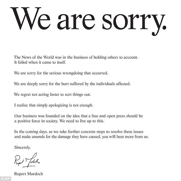 Ocean Marketing's Founder Claims He's Sorry