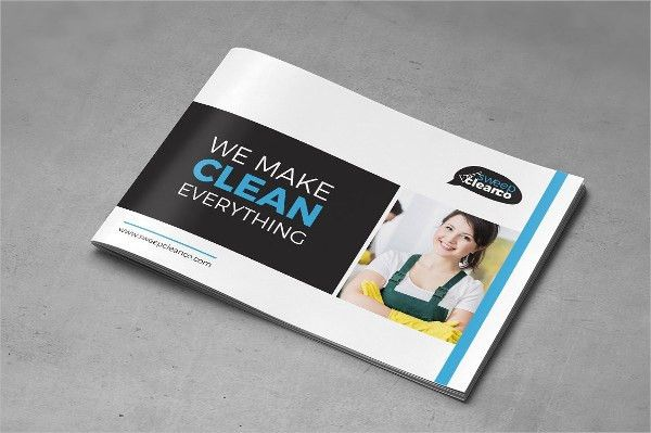 17+ Cleaning Services Brochure Templates - Free & Premium Download
