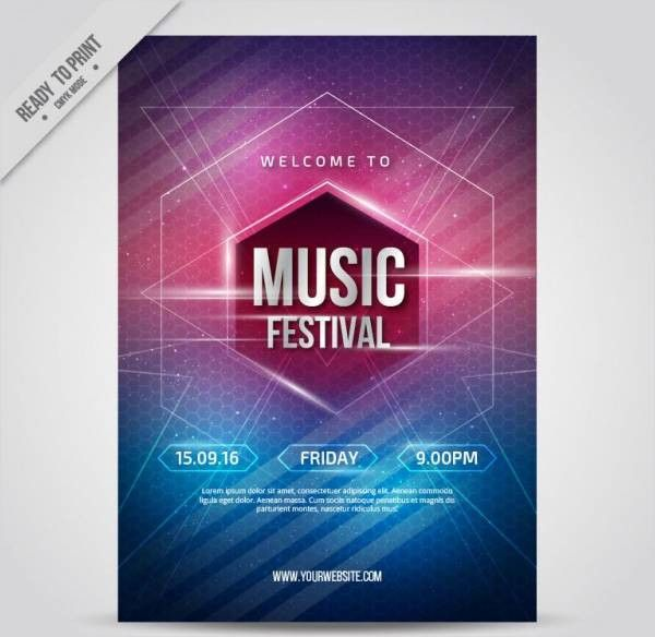 Free Poster Templates - 9+ Free PSD, Vector AI, EPS Format ...