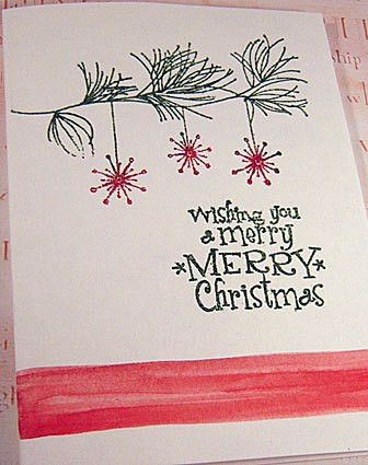 Custom Company Christmas Cards