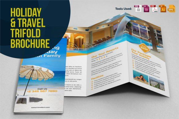 15+ Hotel Brochure Templates || Free & Premium Templates ...