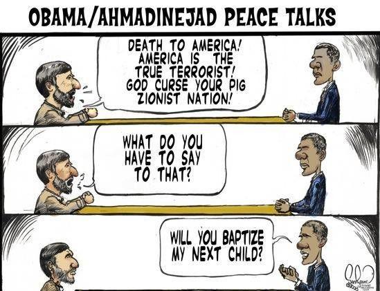 Obama's 57 States: A Muslim Freudian Slip? | LEADING MALAYSIAN NEOCON