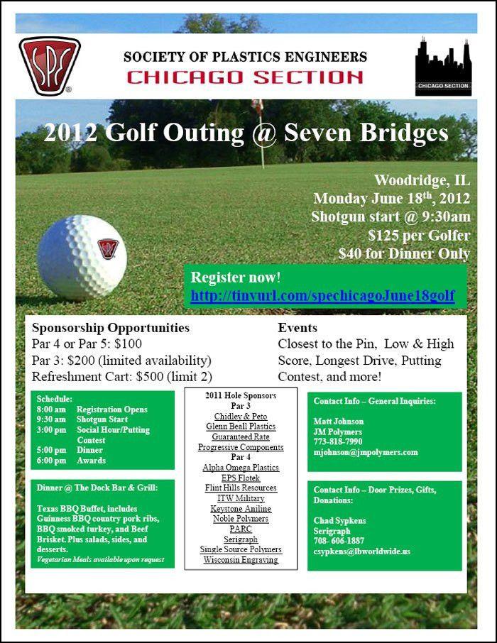 Golf Outing Flyer | Flyer Ideas/Templates | Pinterest