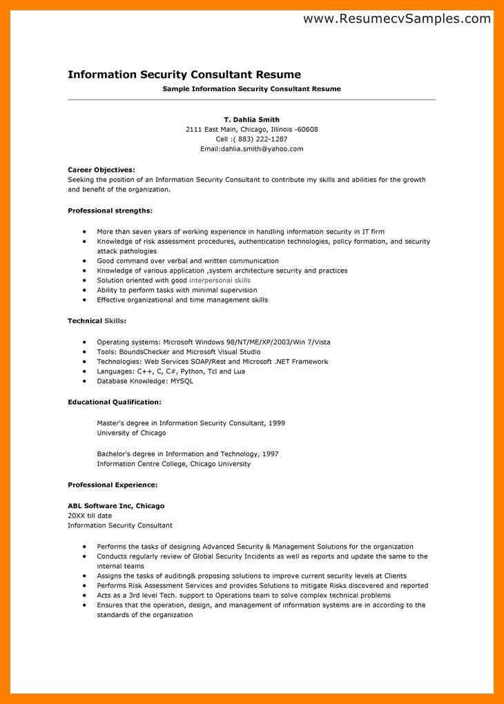 Information security analyst resume / ARGUMENTPARK.TK