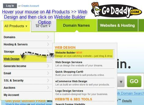 How To Create A Website Using GoDaddy – Active KB