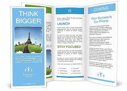 Wonderful European vacation Brochure Template & Design ID ...