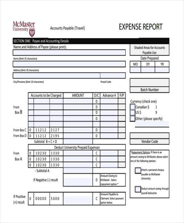 Generic Expense Report - cv01.billybullock.us