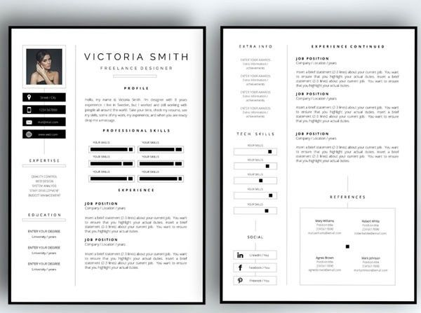 100+ [ Iwork Resume Templates ] | Resume Designer Cv Sample Resume ...