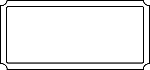 blank ticket template