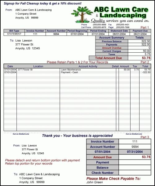 New Management Software Cuts Bookkeeping Work For Landscaping ...